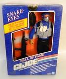 G.I. Joe Electronic Battle Command Snake Eyes Hall of Fame