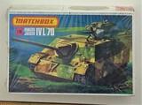 Matchbox - 1/76 Panzer Jaeger IVL 70 Tank Model Kit