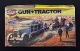 Airfix -HO/OO Scale WWII 88mm Gun + Tractor German Military Vehicle Set