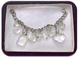 Celluloid Charm Bracelet