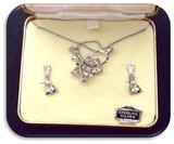 Necklace & Earring Set in Original Box