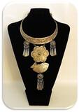 Vintage Fashion Jewelry Necklace