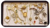 Lot of Necklaces, Earrings, Bracelets, Brooches & Watch