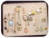 Lot of Signed Necklaces, Earrings, & Brooches