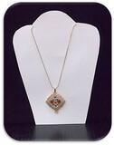 Necklace w/ Rhinestones