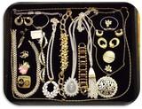 Vintage Bergere Napier Necklace, Earrings and Bracelet Lot
