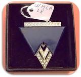 Vintage W.M.C.A. L8 Clasp