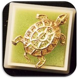 Sterling Silver Turtle Pin