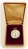 Pocket Watch with Box