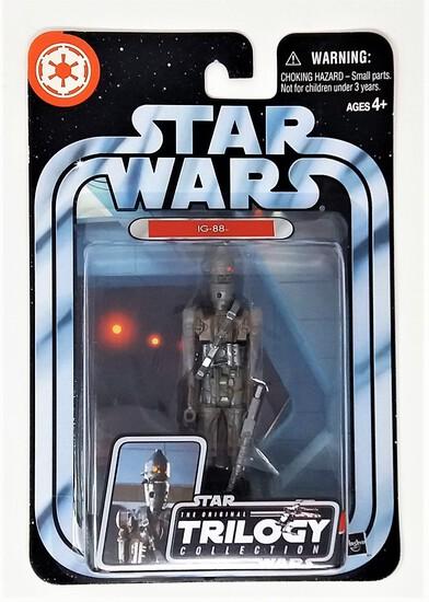 IG-88 OTC 27 Original Trilogy Collection Star Wars Action Figure