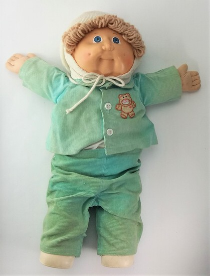 1985 Original Coleco Cabbage Patch Doll