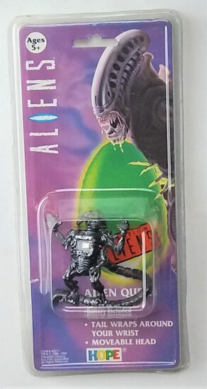 1993 Aliens Alien Queen Digital Watch