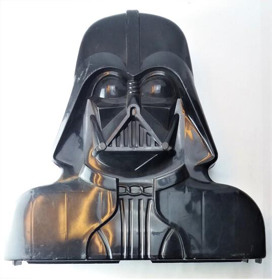 Vintage Star Wars Darth Vader Figural Carrying Case