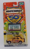 Matchbox Across America Arizona 50th Anniversary Die Cast Vehicle