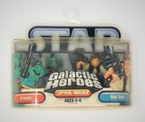 Greedo Han Solo Star Wars Galactic Heroes Figure Set
