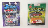 Collectible 1/64 Scale Carded Diecast Classic Car Grouping