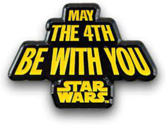 May the 4th Be With You - Star Wars Toys+More!