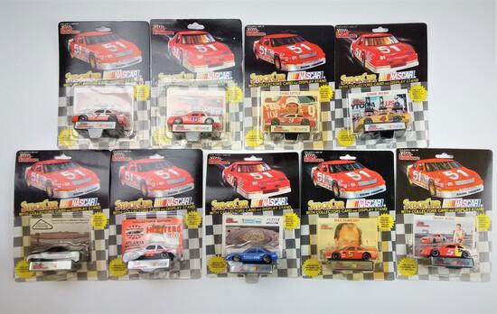 Racing Champions NASCAR Stock Car Series Diecast Car Grouping