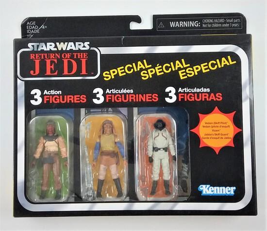 Skiff Guard Star Wars Vintage Collection 3 Figure Set