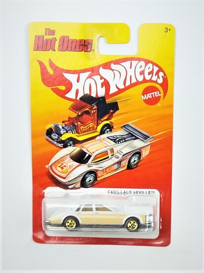 2011 Cadillac Seville Hot Wheels The Hot Ones Collectible Diecast Car