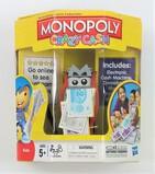 Hasbro Monopoly Crazy Cash Board Game