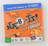 Hasbro Nab-It Board Game