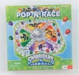 Pressman Skylanders Swap Force Pop N Race Board Game