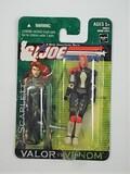 Scarlett Dollar General Exclusive G.I. Joe Valor Vs Venom Action Figure