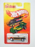 2011 '65 Ford Mustang Black Convertible Hot Wheels The Hot Ones Collectible Diecast Car