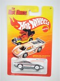 2011 '80s Corvette Hot Wheels The Hot Ones Collectible Diecast Car