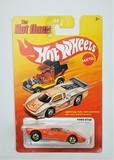 2011 Ford GT40 Orange Hot Wheels The Hot Ones Collectible Diecast Car