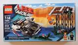Lego 70802 Bad Cop's Pursuit 314 Piece The Lego Movie Building Block Set