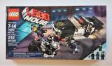 Lego 70819 Bad Cop Car Chase 292 Piece The Lego Movie Building Block Set
