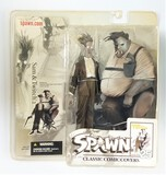 Spawn Classic Comic Covers Sam & Twitch McFarlane Toys Deluxe Edition Ultra Action Figure