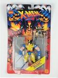 Battle Ravaged Wolverine X-Men Invasion Series Carded Marvel Toy Biz Action Figure