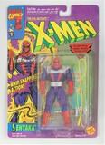 Marvel X-Men Senyaka Vintage Toy Biz Action Figure Toy