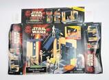 Star Wars Episode 1 Theed Hangar Playset BOX ONLY