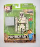 Jazwares Minecraft Series #2 Overworld Iron Golem Action Figure
