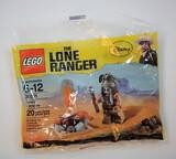Lego 30261 The Lone Ranger Tonto's Campfire 20 Piece The Lego Movie Building Block Set