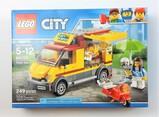 Lego 60150 Lego City Pizza Van 249 Piece Building Block Set