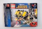 Star Wars Lego 76002 Superman Metropolis Showdown BOX ONLY