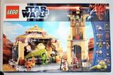 Star Wars Lego 9516  Jabba's Palace 717 Piece Building Block Set