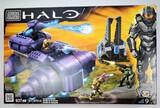 Mega Bloks 97014 Halo Covenant Wraith 637 Piece Building Block Set