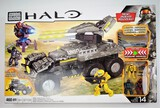 Mega Bloks 97139 Halo UNSC Anti Armor Cobra 460 Piece Building Block Set