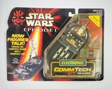 Star Wars Episode 1 CommTech Electronic Chip Reader