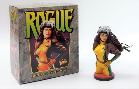 X-Men Rogue Bowen Designs Marvel Mini-Bust #3840/4000