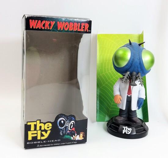 The Fly Wacky Wobbler Bobble-Head Figure