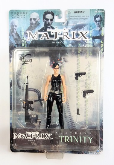 The Matrix Trinity N2Toys Collectible Action Figure