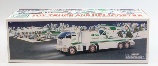 2014 Hess Truck Collectible in Packaging