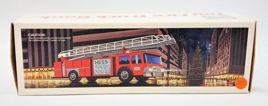 1986 Hess Truck Collectible in Packaging